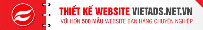 mẫu thiết kế website đẹp chuẩn SEO